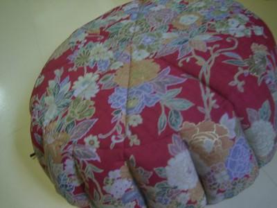 R0068662-400x300-和柄の華やかかつシックなかぼちゃ猫ベッド~