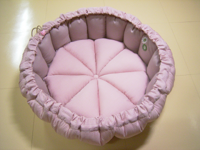 resize0974-400x300-手作りかぼちゃstyle猫ベッド・渋ピンクギンガム+綿麻
