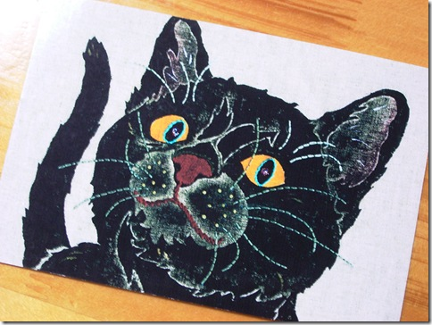R0097646_thumb-ポストに黒い猫さんが。