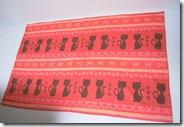 R00983950001_thumb-特価で綿マット類・猫織柄ブランケット入荷。