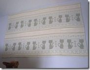 R00983980002_thumb-特価で綿マット類・猫織柄ブランケット入荷。