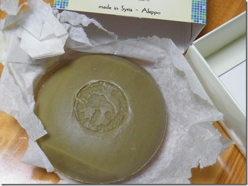 R0104242_thumb-★アルファデル★シリアの石鹸 ジャスミン★Alfadel Soap 使用レポ。